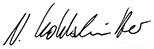 Unterschrift Dr. Kohlschütter